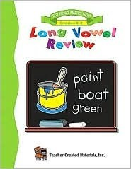 Long Vowel Review Workbook  by  Dona Herweck Rice