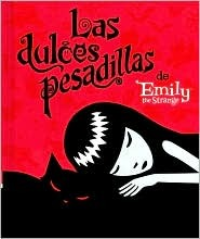 Las dulces pesadillas de Emily The Strange (Emily the Strange Graphic Novels, #3) Rob Reger
