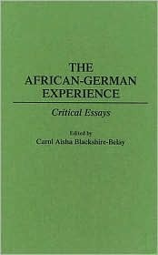The Germanic Mosaic: Cultural and Linguistic Diversity in Society Carol Aisha Blackshire-Belay
