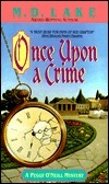 Once upon a Crime (Peggy ONeill Mystery, #6)  by  M.D. Lake
