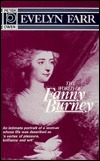 The World Of Fanny Burney Evelyn Farr