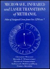 Microwave, Infrared, And Laser Transitions Of Methanol: Atlas Of Assigned Lines From 0 To 1258 Cm⁻¹ Giovanni Moruzzi