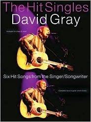 David Gray: The Hit Singles  by  Hal Leonard Publishing Company
