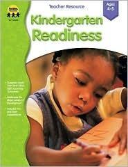 Kindergarten Readiness Ellen Javernick