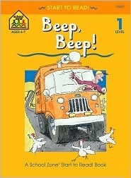 Beep Beep [With Cassette]  by  Barbara Gregorich