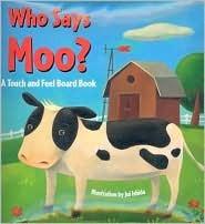 Who Says Moo?  by  Jui Ishida