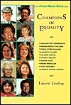 Champions of Equality Laurie Lindop