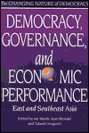 Democracy, Governance, and Economic Performance: East and Southeast Asia  by  Ian Marsh