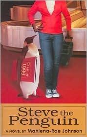 Steve the Penguin Mahlena-Rae Johnson