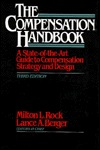 Handbook of Wage and Salary Administration Milton L. Rock