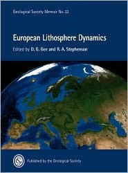 European Lithosphere Dynamics - Memoir no 32  by  R.A. Stephenson