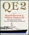 Q E 2 - Queen Elizabeth 2  by  Ronald Warwick