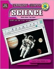 Internet Quests: Science [With CDROM]  by  Mike Cowen