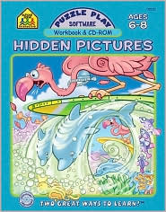 Hidden Pictures School Zone Publishing Company