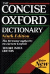 The Pocket Oxford Dictionary Of Current English Della Thompson