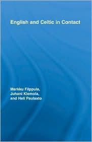 Grammar of Irish English Markku Filppula