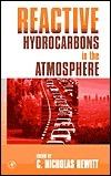Reactive Hydrocarbons In The Atmosphere C. Nicholas Hewitt
