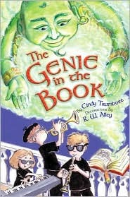 The Genie in the Book Cindy Trumbore