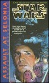 Assault At Selonia: The Correllian Trilogy (Star Wars, Book 2 Of The Corellian Trilogy) Roger MacBride Allen