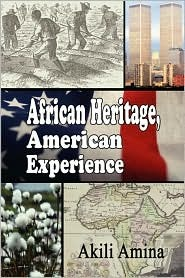 African Heritage, American Experience  by  Akili Amina