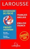 French-English / English-French Dictionary  by  Larousse