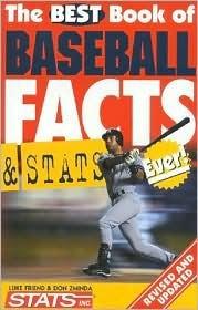 Best Book Baseball Facts  by  Luke Friend
