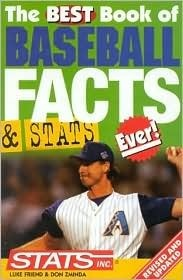 Best Book of Baseball Facts  by  Don Zminda
