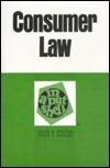 Consumer Law in a Nutshell  by  David G. Epstein