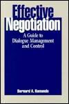 The Bargaining Manager: Enhancing Organizational Results Through Effective Negotiation Bernard A. Ramundo