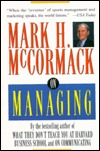 On Managing  by  Mark H. McCormack