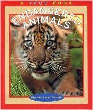 Endangered Animals Rhonda Lucas Donald