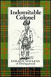 Indomitable Colonel  by  Loraine Maclean
