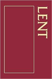 A Lent Sourcebook Peter Mazar