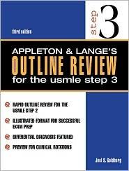 Appleton & Langes Outline Review For The Usmle Step 3 Joel S. Goldberg
