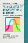 Supplement: Management of Organizational Behavior: Utilizing Human Resources - Management of Organiz  by  Paul Hersey