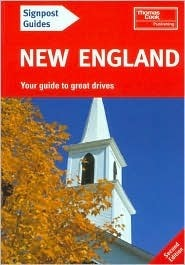 New England: Your Guide to Great Drives Tom Brass