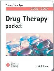 Drug Therapy Pocket 2006 2007  by  Stefan Endres