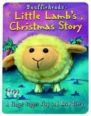 Little Lambs Christmas Story  by  Kathryn  Smith