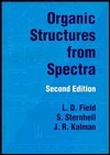 Organic Structures From Spectra L.D. Field