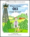 Where Does Oil Come From?: Clever Calvin  by  C. Vance Cast