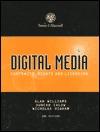 Digital Media  by  Alan   Williams