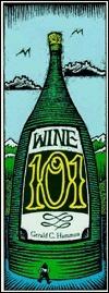 Wine 101  by  Gerald C. Hammon