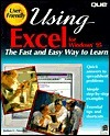 Using Excel for Windows 95 Joshua C. Nossiter