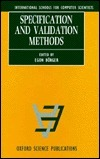 Specification and Validation Methods  by  Egon Börger