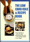The Low Carb Rule & Recipe Book Chris Aceto