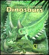 Dinosaurs (Creatures of Long Ago) (A Pop-Up Book) National Geographic Society