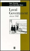 Local Government Since 1945 K. Richard Young