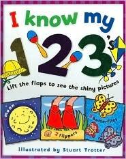 I Know My 123s Book Studio