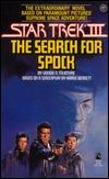 Search for Spock (Star Trek Movie 3): Search for Spock  by  Vonda N. McIntyre