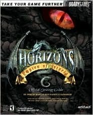 Horizons(tm): Empires of Istaria Official Strategy Guide  by  Phillip Marcus